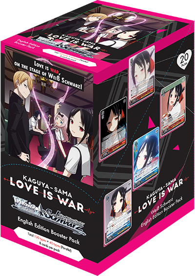 Kaguya-Sama: Love is War Booster Box (English Edition)