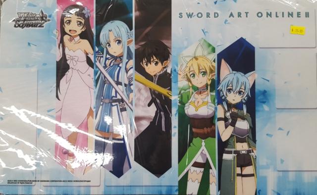 Weiss Schwarz Sword Art Online Re:Edit Playmat (Case Exclusive)