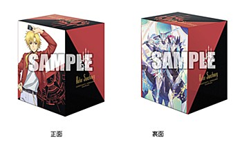 Card Fight!! Vanguard overDress Start Anniversary Deck Holder Collection V3 Card Fight!! Vanguard overDress Ebata Tohya & Ba
