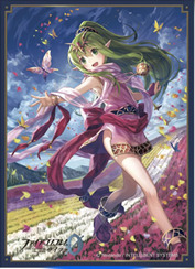 Fire Emblem Cipher Sleeve Collection No. FE07 Tiki