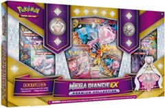 Mega Diancie EX Premium Collection Box