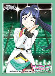 Bushiroad Point Redemption Love Live Sunshine Mirai Ticket Kanan Sleeves