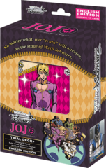 Jojo's Bizarre Adventure: Golden Wind Trial Deck+ (ENGLISH)