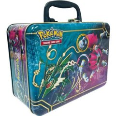 Pokemon Collector's Chest 2015 Rayquaza & Hoopa