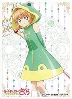 Character Sleeve Cardcaptor Sakura: Clear Card Arc Kinomoto Sakura B EN-661