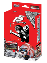 Persona 5 Trial Deck (ENGLISH) PRE-ORDER