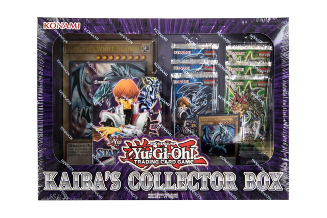 Kaibas Collector Box
