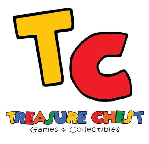 Treasure Chest Games and Collectibles