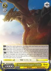 APO/S53-E008 R Depraved Dragon Fafnir