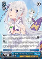 RZ/S46-E061R RRR  Half-Elf Maiden, Emilia