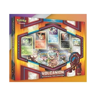 Mythical Pokemon Collection: Volcanion