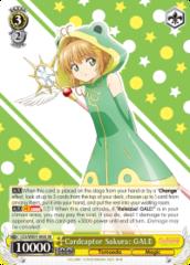 CCS/WX01-003SSR Cardcaptor Sakura: GALE