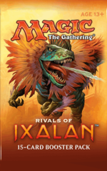 Rivals of Ixalan Booster Pack (15 cards) - ENGLISH