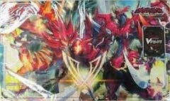 Blazing Perdition Playmat