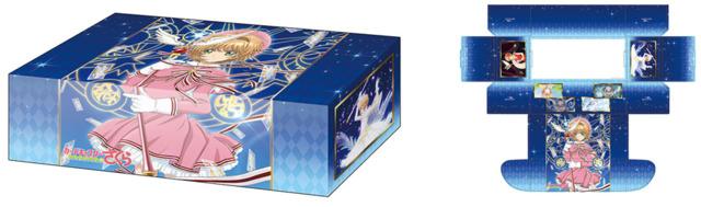 Bushiroad Storage Box Collection Vol. 330 Cardcaptor Sakura: Clear Card Arc Kinomoto Sakura