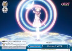 CCS/WX01-098 CR  Release! SIEGE!