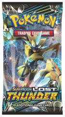 Sun & Moon 8 Lost Thunder Booster Pack