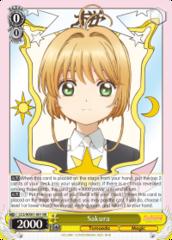 CCS/WX01-001 RR Sakura