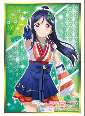 Bushiroad Sleeve Collection High-grade Vol. 1308 Love Live! Sunshine!! Matsuura Kanan Part. 4