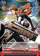 AOT/S35-E082b U Anti-Titan Device