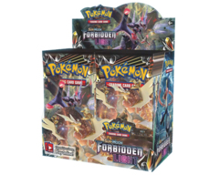 Sun & Moon 6: Forbidden Light Booster Box