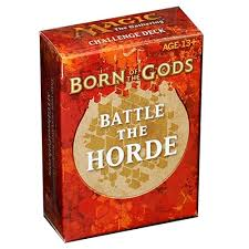 Born of the Gods Battle the Horde Challenge Deck