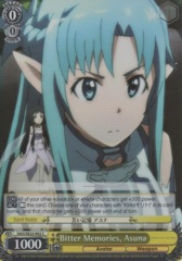 SAO/SE23-E02 C Bitter Memories, Asuna - Foil