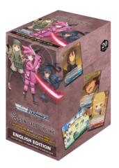 Gun Gale Online Booster Box (English Edition)
