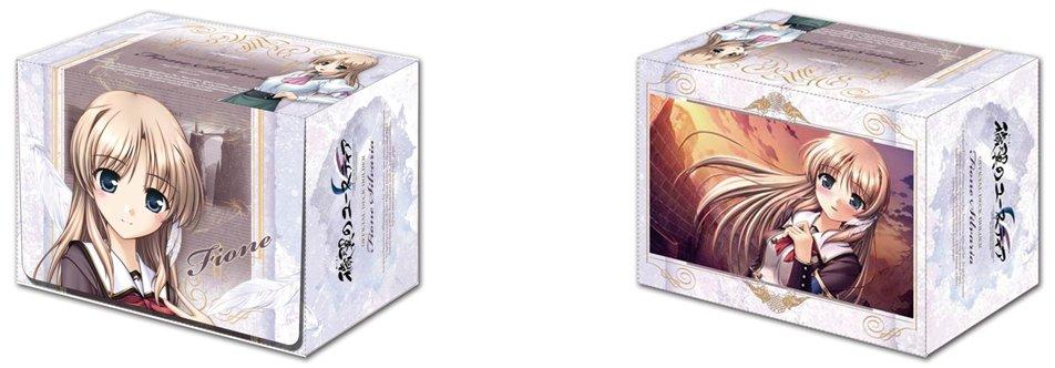 Bushiroad Deck Holder Collection Vol. 24 Aiyoku no Eustia Fione Silvaria