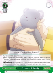CCS/WX01-052 U  Treasured Teddy