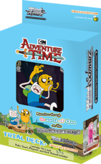 Adventure Time Trial Deck Plus (English Edition)
