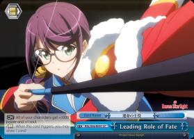 RSL/S56-E097 CC  Leading Role of Fate