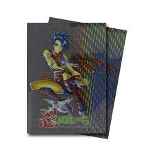 Neo Standard Deck Protector Sleeves (50 ct) - Lady Ninja