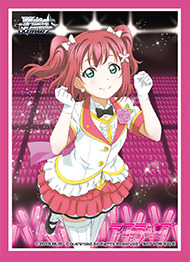 Bushiroad Point Redemption Love Live Sunshine Mirai Ticket Ruby Sleeves