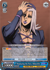 JJ/S66-E076 RR  Replaying the Past, Abbacchio
