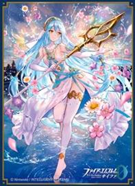 Fire Emblem Cipher Matte Card Sleeve Azura No. FE106