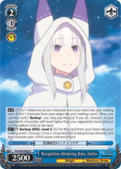 RZ/S68-E064R Recognition-Hindering Robe, Emilia