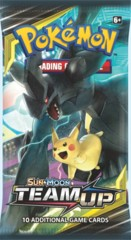 Sun & Moon 9 Team Up Booster Pack