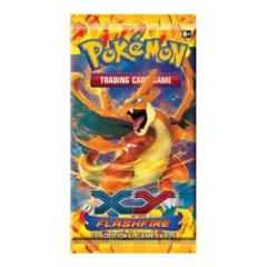 XY Flash Fire Booster Pack