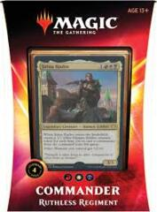 Ikoria Commander Deck: Ruthless Regiment