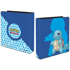 Pokemon Squirtle 2 Inch Ring Binder