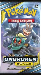 Sun & Moon - Unbroken Bonds Booster Pack
