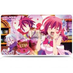 Ultra Pro PLAY MAT No Game No Life Shiro & Steph