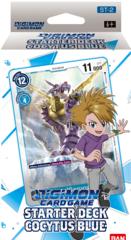 Digimon Starter Deck Cocytus Blue