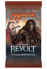 Aether Revolt Booster Pack (15 cards) - ENGLISH