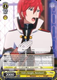 RZ/S46-E011 U  Felts Knight, Reinhard