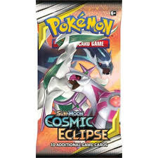 Sun & Moon 12 Cosmic Eclipse Booster Packs