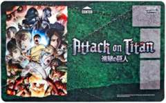 Weiss Schwarz Attack on Titan Vol. 2 Playmat (Case Exclusive)