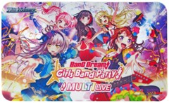 Weiss Schwarz Bang Dream Multi-Live Playmat (case exclusive)