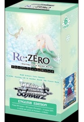 Re:Zero -Starting Life in Another World- The Frozen Bond Extra Booster Box (English Edition)